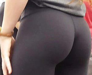 Tight Teen Ass In Lulu