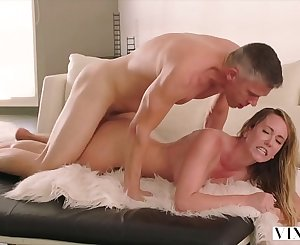 VIXEN Brett Rossi Loves To Get Dominated By A Big Cock
